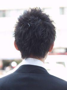 2019年男性メンズ新入社員にオススメの新人ビジネスマンの髪型1−2