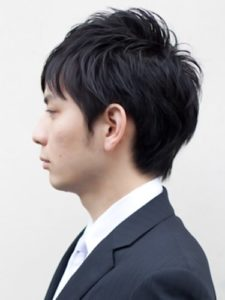 2019年男性メンズ新入社員にオススメの新人ビジネスマンの髪型4−1